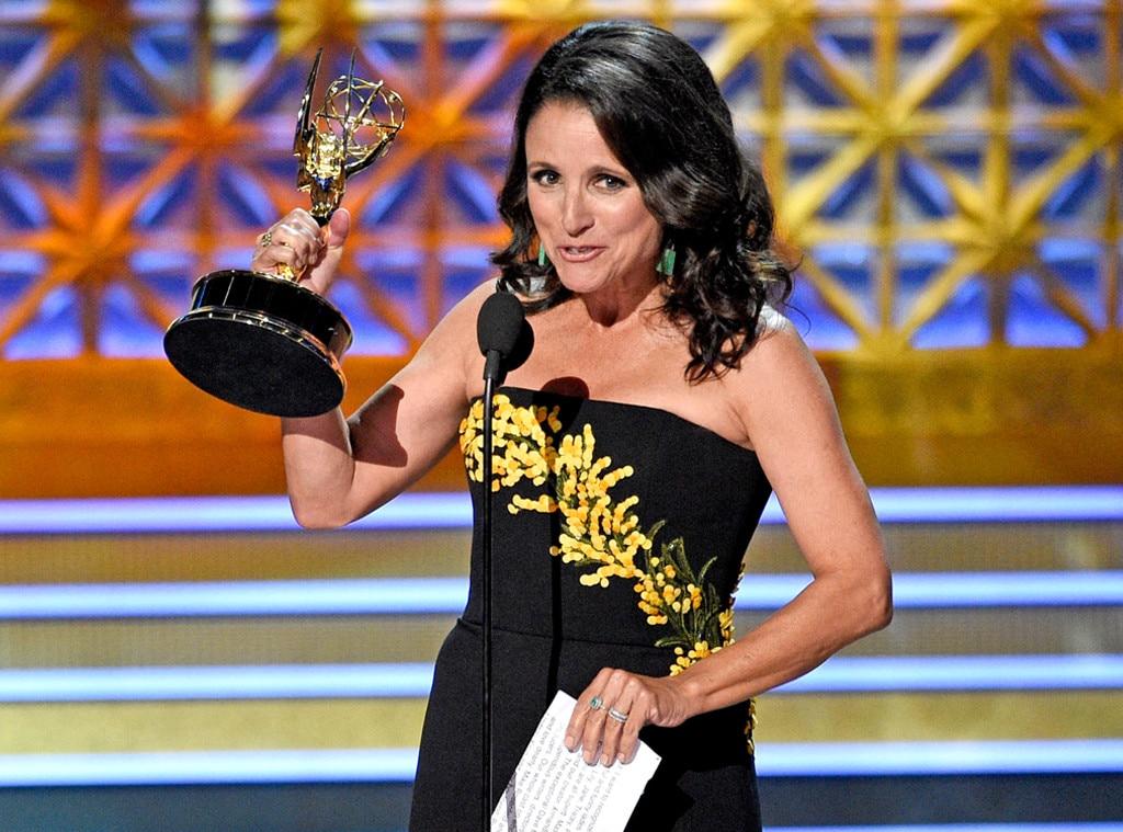 Julia Louis-Dreyfus, 2017 Emmys