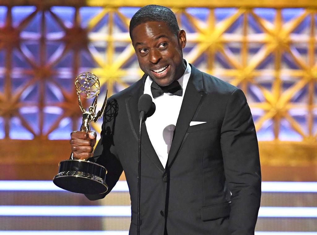 Sterling K. Brown, 2017 Emmys