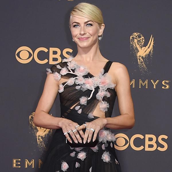 Julianne Hough, 2017 Emmy Awards, Arrivals
