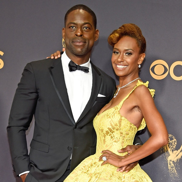 Emmys 2017: Red Carpet Couples