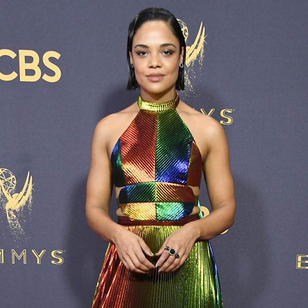 Tessa Thompson, 2017 Emmy Awards, Arrivals