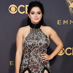 Ariel Winter, 2017 Emmy Awards, Arrivals