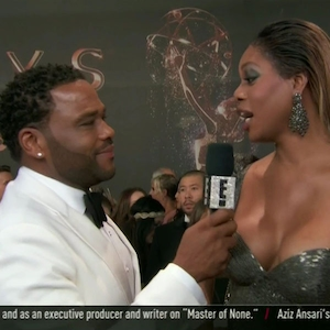 Anthony Anderson, Laverne Cox