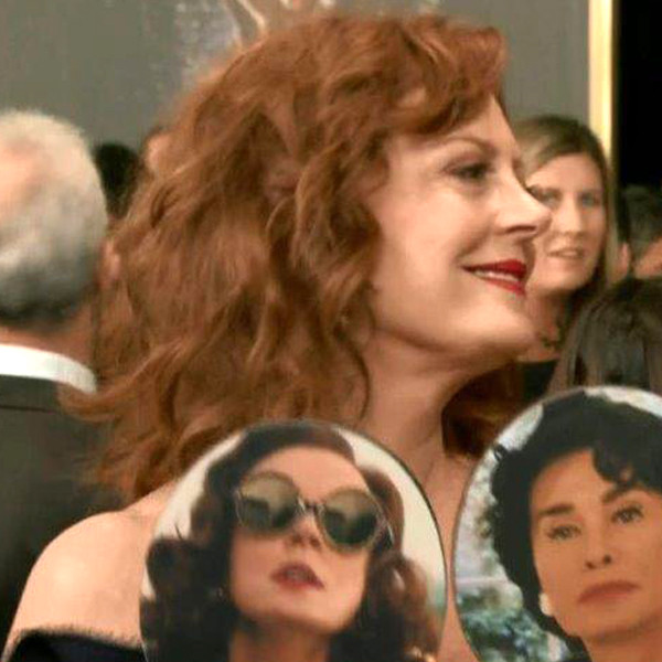 Susan Sarandon, 2017 Emmy Awards