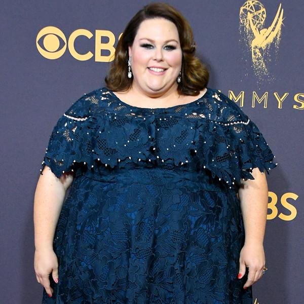 Chrissy Metz, 2017 Emmy Awards, Arrivals