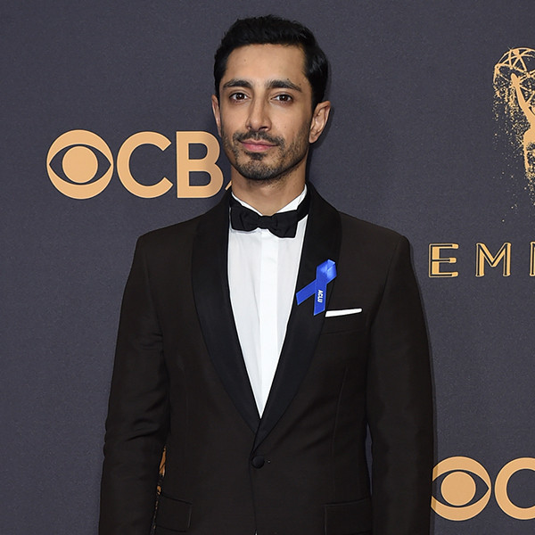 Riz Ahmed, 2017 Emmy Awards, Arrivals