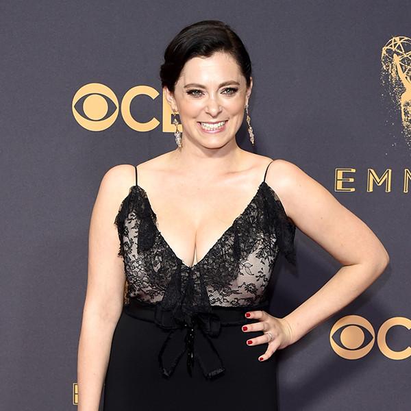 Rachel Bloom, 2017 Emmy Awards, Arrivals