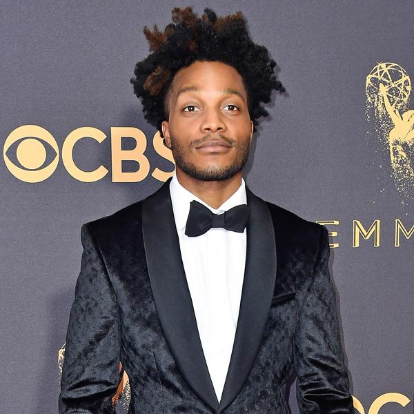 Jermaine Fowler, 2017 Emmys