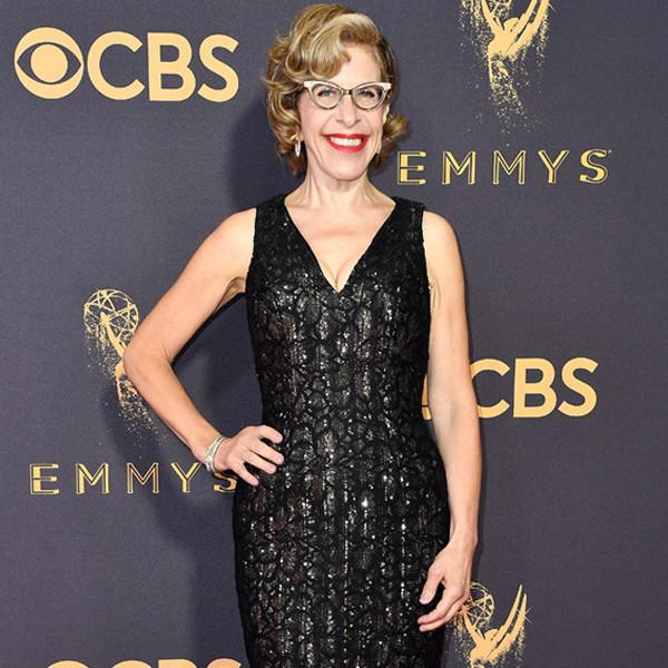 Jackie Hoffman, 2017 Emmy Awards, Arrivals