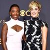 Samira Wiley, Lauren Morelli, 2017 Emmys, Couples