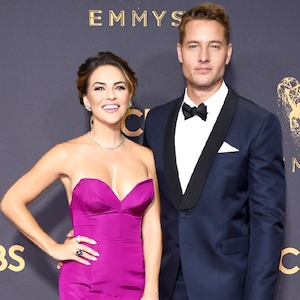 Chrishell Stause, Justin Hartley, 2017 Emmys, Couples