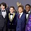 'Stranger Things' kids, 2017 Emmys