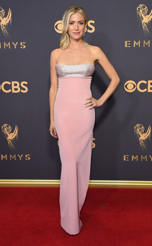 Kristin Cavallari, 2017 Emmy Awards, Arrivals