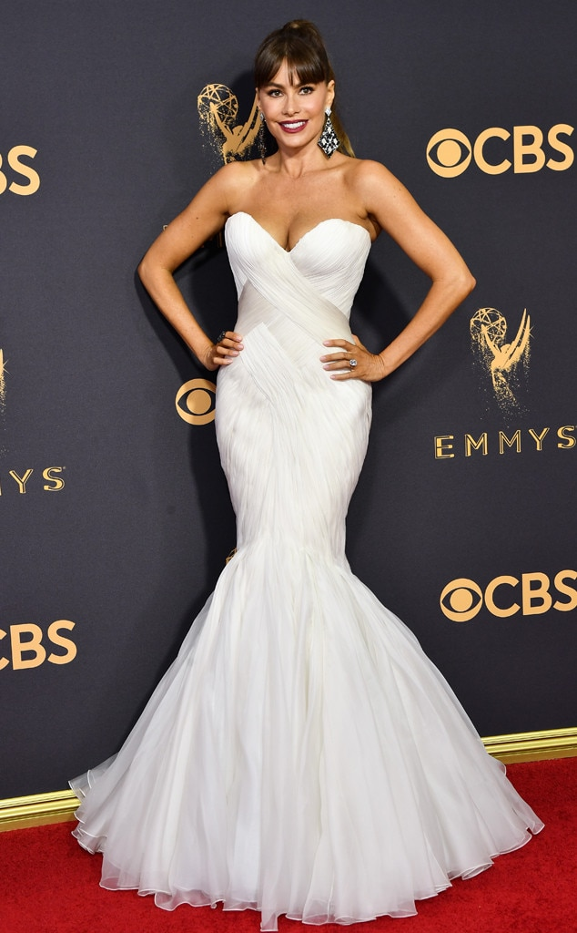 2017 Emmys Red Carpet Arrivals Sofia Vergara, 2017 Emmy Awards, Arrivals