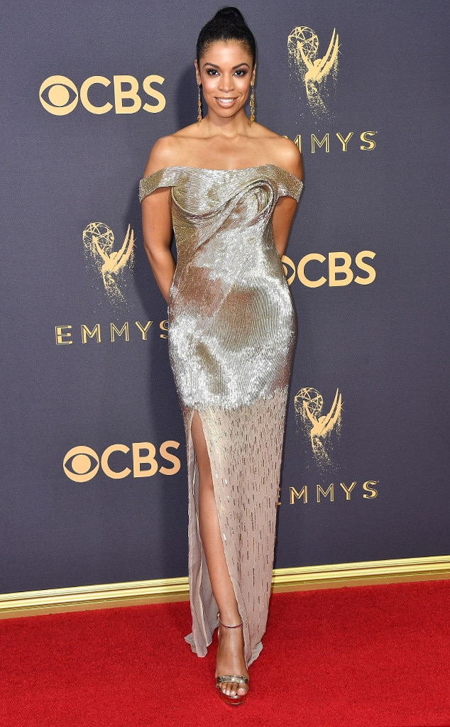 2017 Emmys Red Carpet Arrivals Susan Kelechi Watson, 2017 Emmy Awards, Arrivals