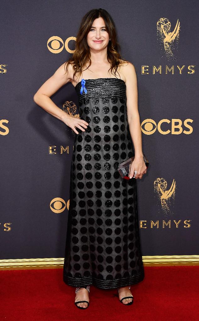 Kathryn Hahn, 2017 Emmy Awards, Arrivals