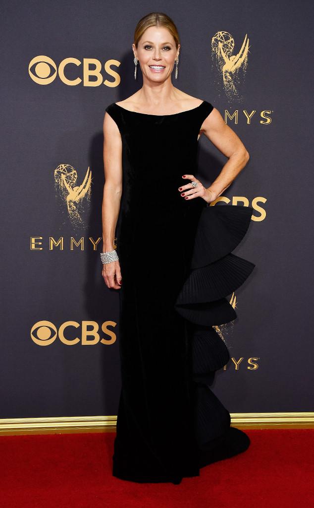 Julie Bowen, 2017 Emmy Awards, Arrivals