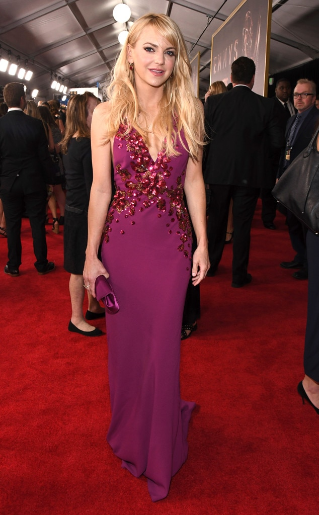 Anna Faris, 2017 Emmy Awards