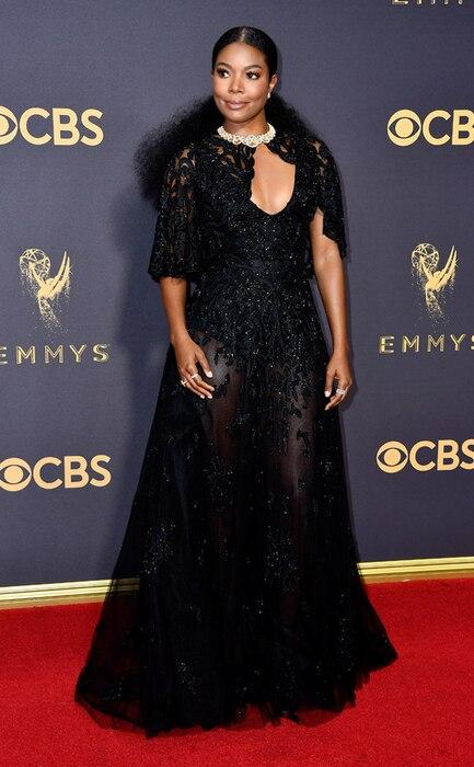 Gabrielle Union, 2017 Emmys, Arrivals