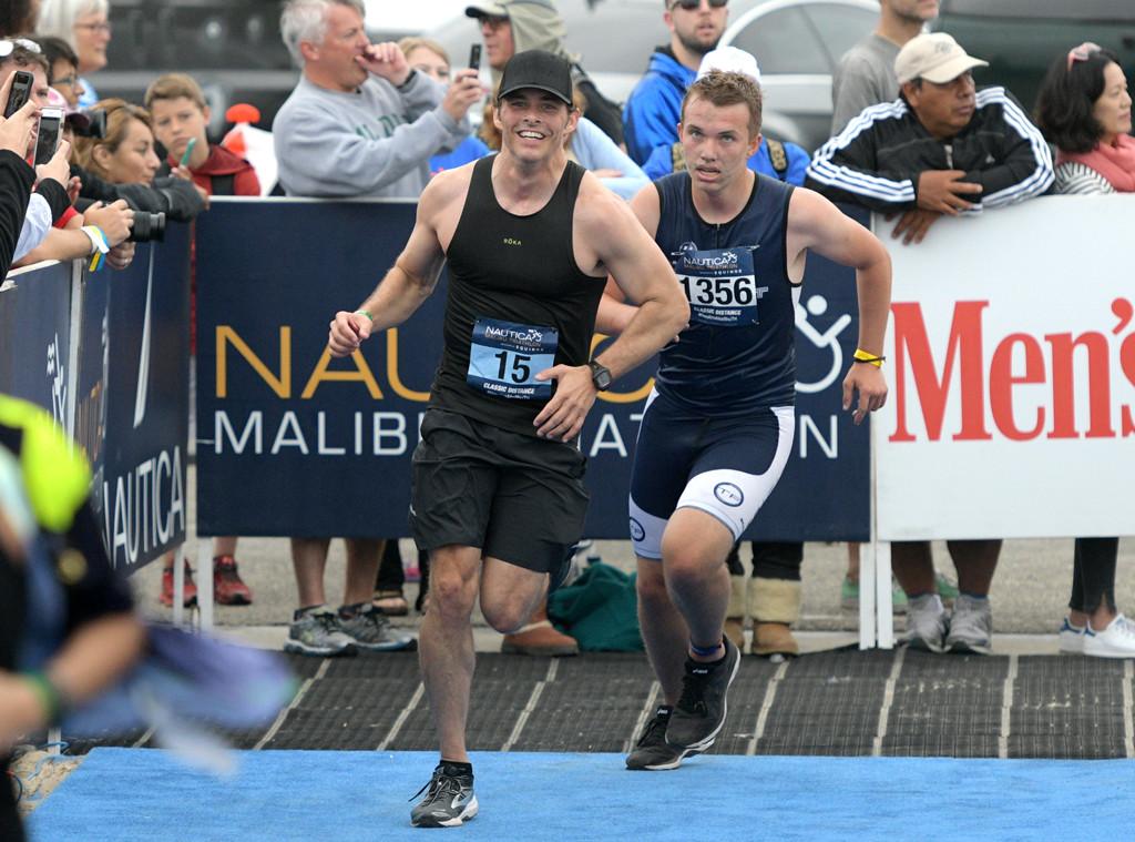 James Marsden, Nautica Malibu Triathlon