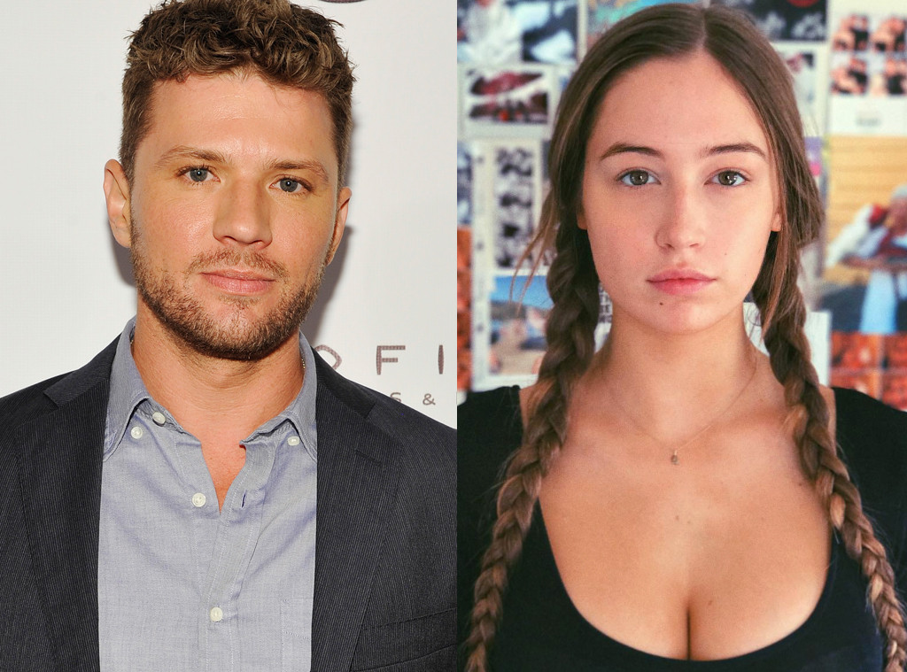 Ryan Phillippe, Elsie Hewitt, Instagram
