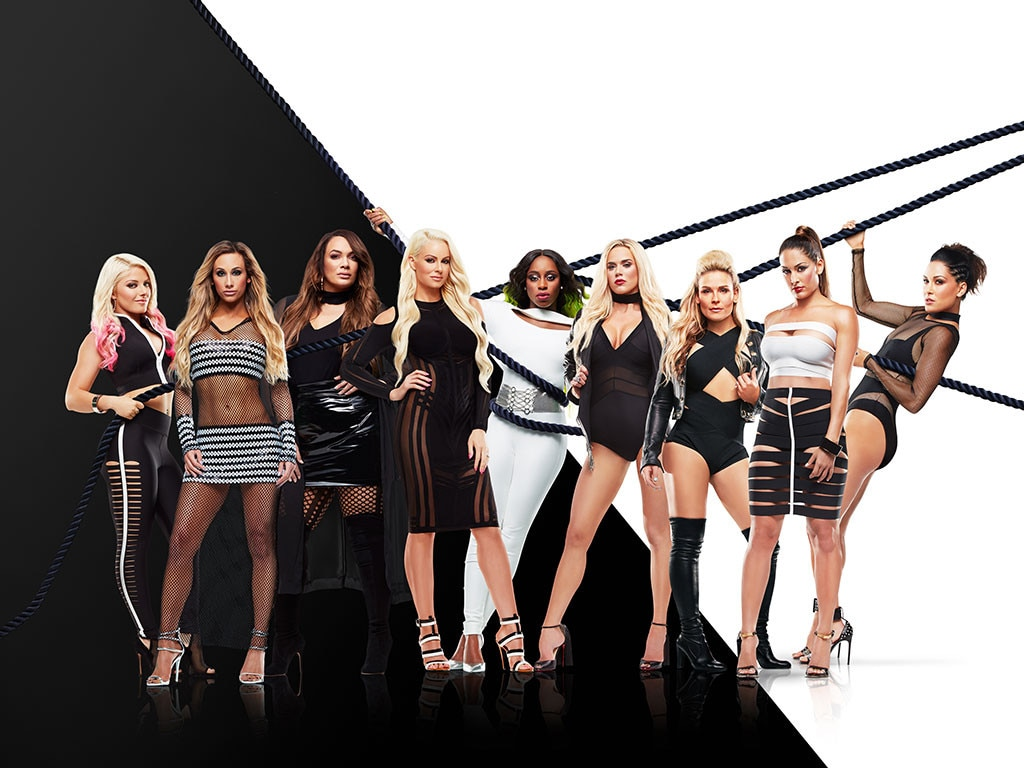 Total divas returns november 1 see the first season 7 - The diva series ...
