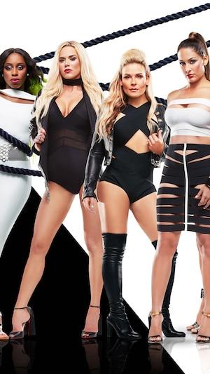 Total Divas Season 7 Cast