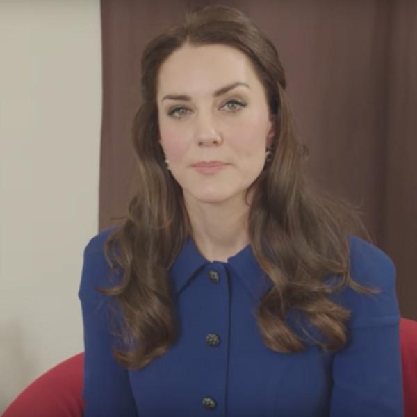 Kate Middleton, Mental Health Video