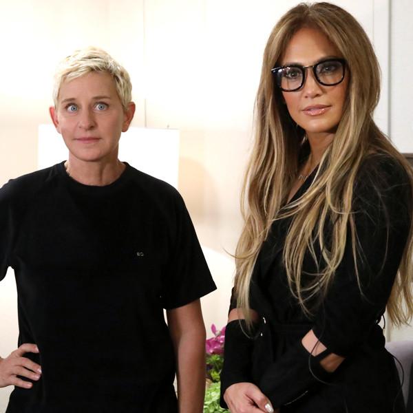 Ellen DeGeneres, Jennifer Lopez, ELLEN