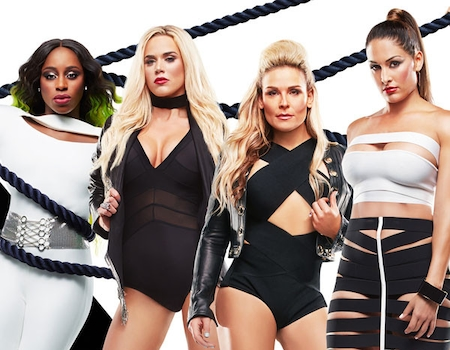 Total Divas Returns November 1 See The First Season 7