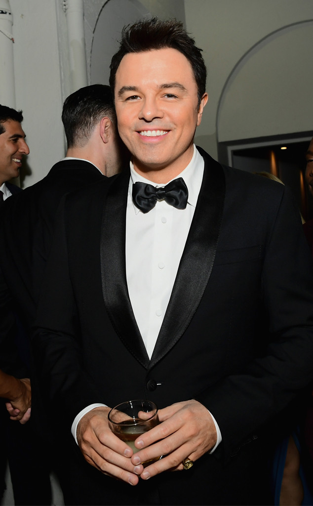 Seth MacFarlane, FOX Emmy Party Pics 2017