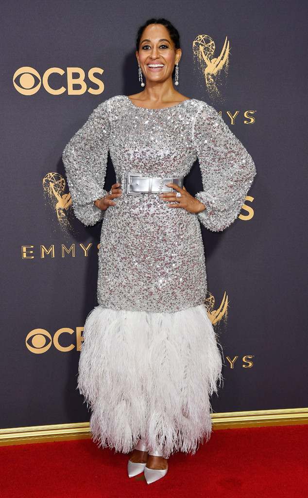 Tracee Ellis Ross, 2017 Emmy Awards, Arrivals