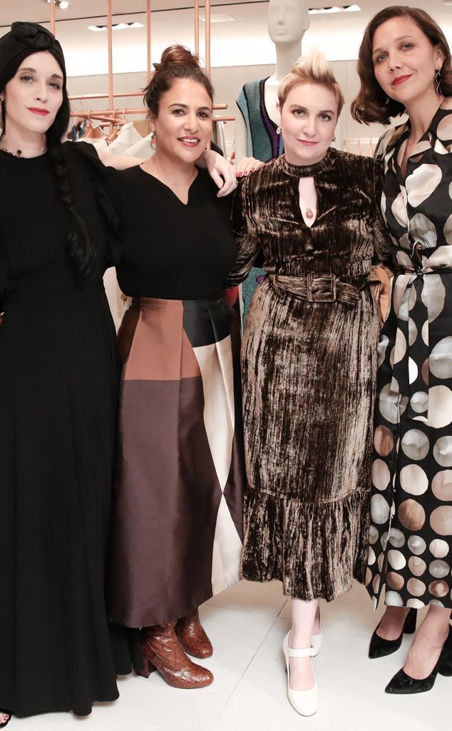 ESC: Jennifer Konner, Lena Dunham, Maggie Gyllenhaal