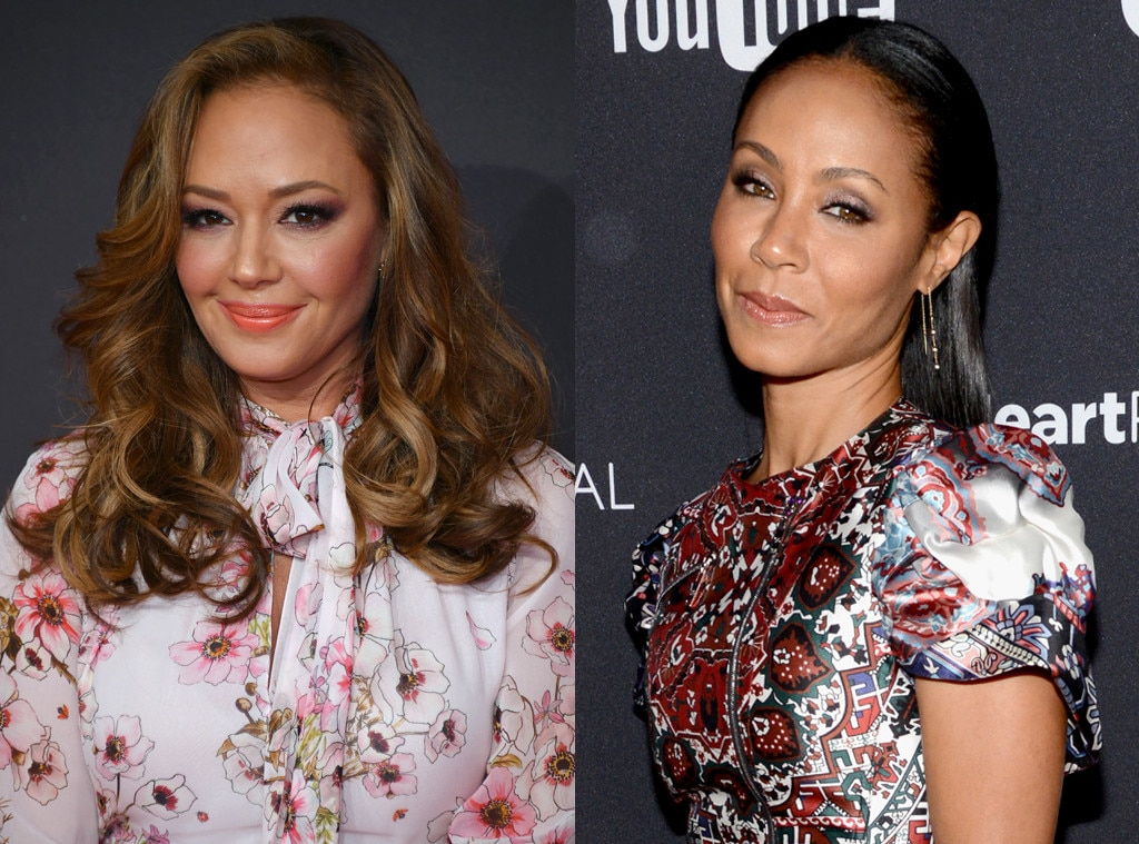Jada Pinkett Smith Responds to Leah Remini: