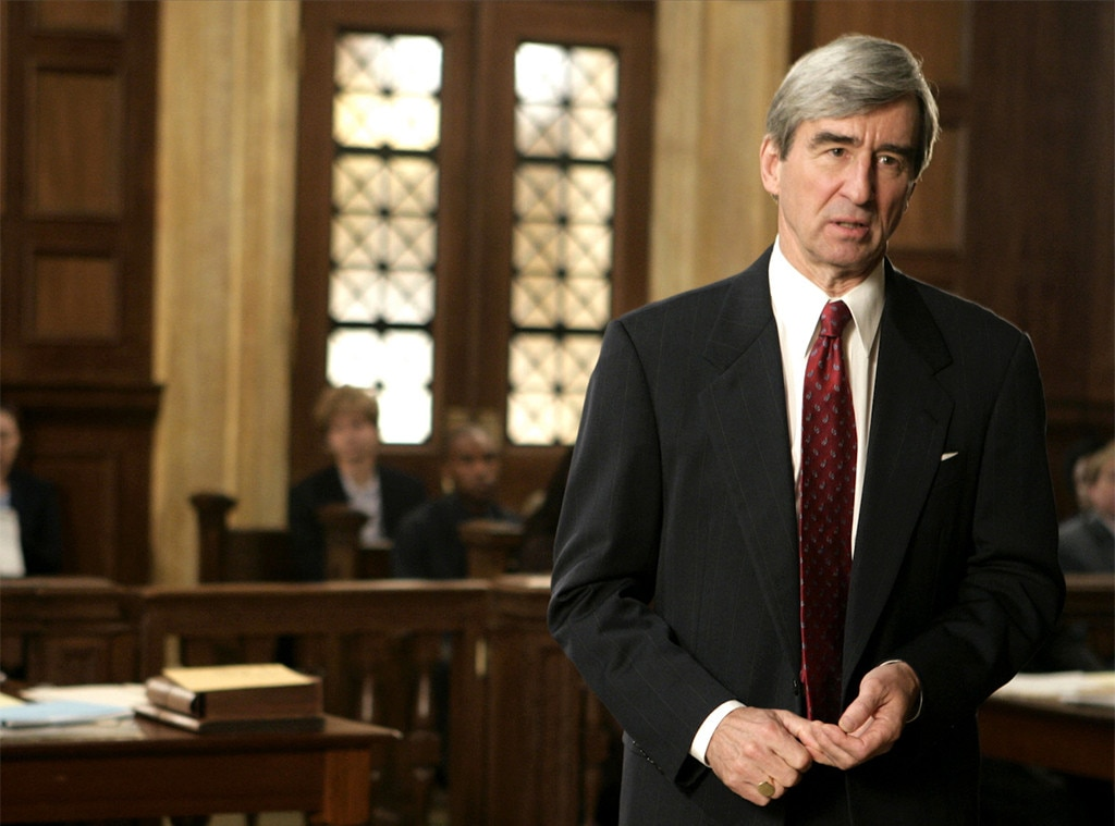 Sam Waterston officially returns to Law and Order franchise