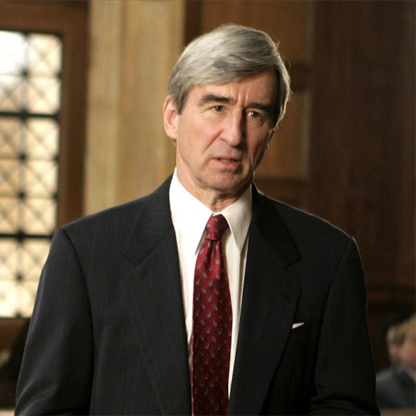 Sam Waterston, Law & Order