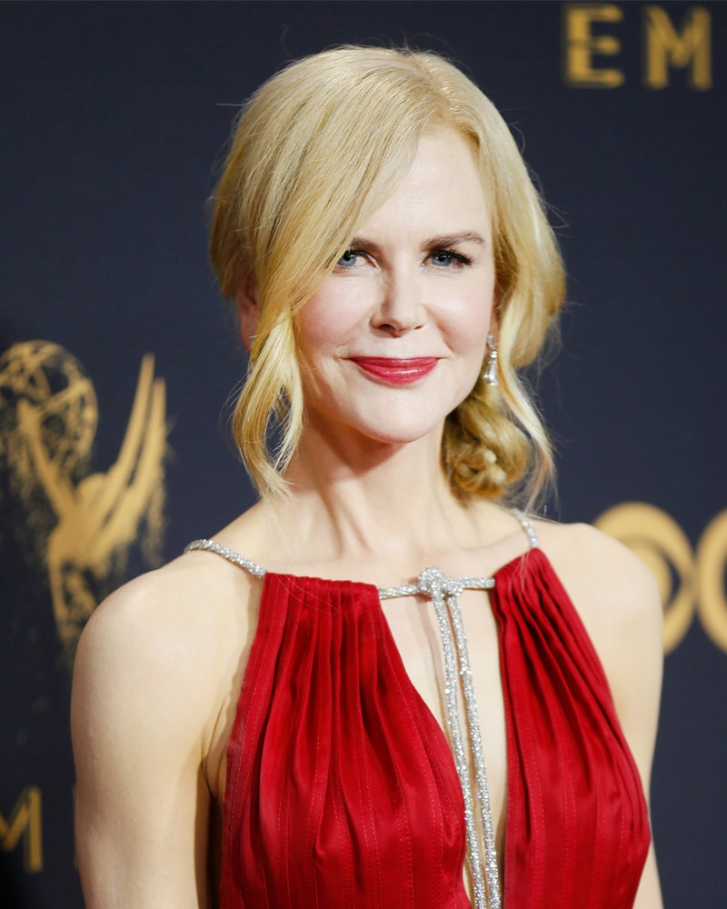 Nicole Kidman's Skin-Care Tips Involve Sunscreen And Smiles