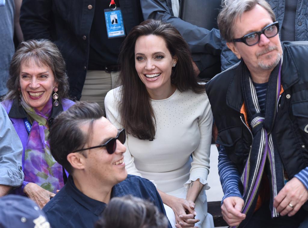 Angelina Jolie, Gary Oldman, Telluride Film Festival 2017