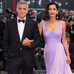 Venice Film Festival, George Clooney, Amal Clooney