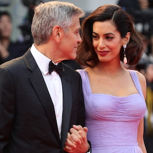 Venice Film Festival, George Clooney, Amal Clooney