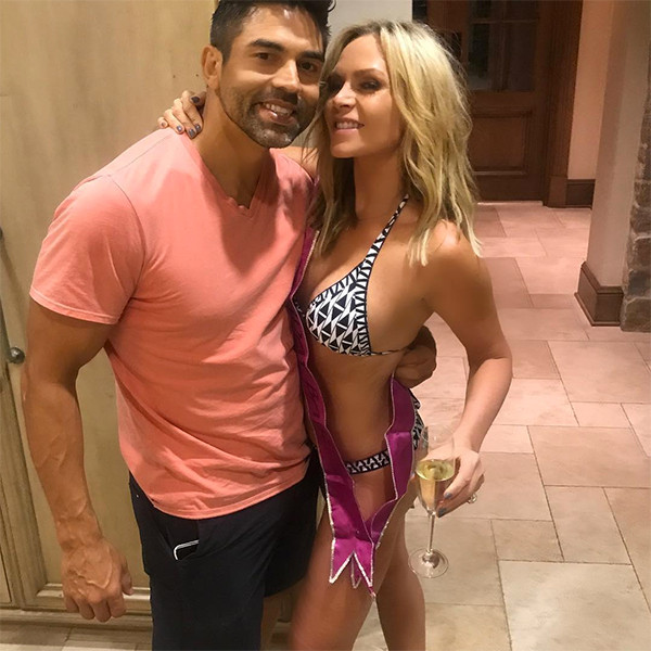 Tamra Judge, Eddie Judge, Birthday, Bikini
