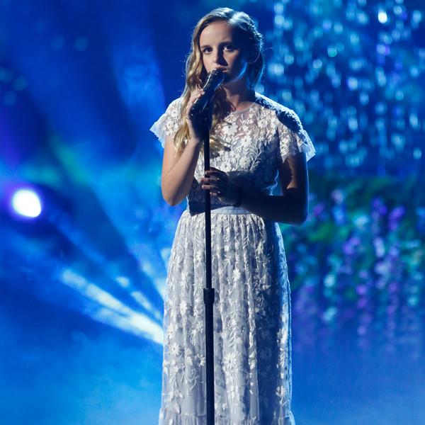 America's Got Talent, Evie Clair
