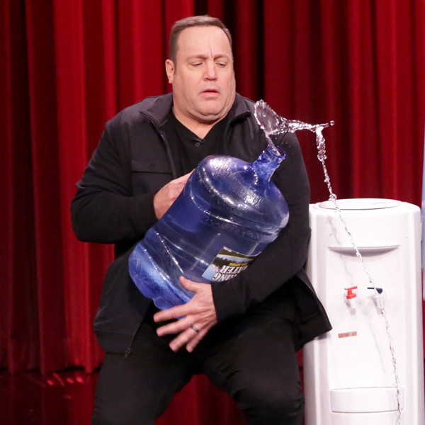 Kevin James, Tonight Show