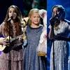 America's Got Talent, Finale, Evie Clair, Darci Lynne Farmer and Mandy Harvey
