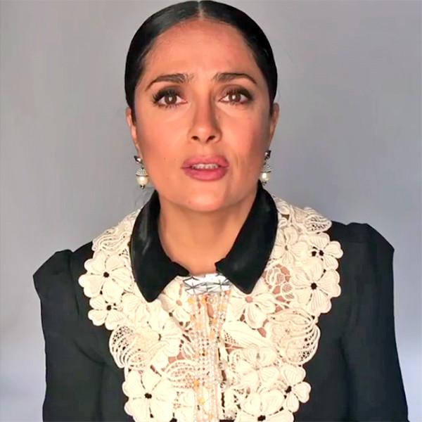Salma Hayek Donates $100K to Mexico's Earthquake Victims
