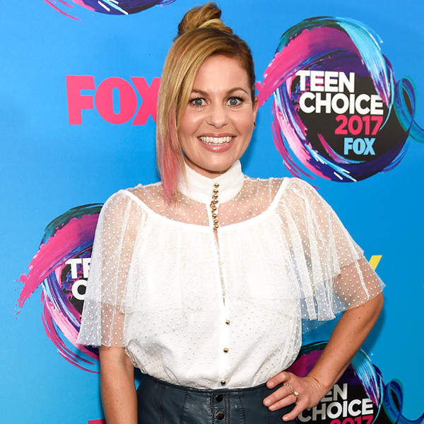 2017 Teen Choice Awards, Candace Cameron-Bure