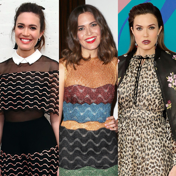 Mandy Moore's Decade Style