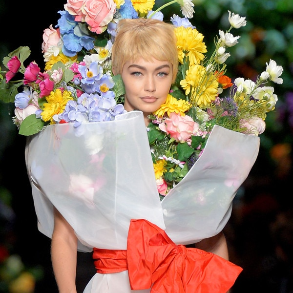 Gigi Hadid, Milan Fashion Week 2017