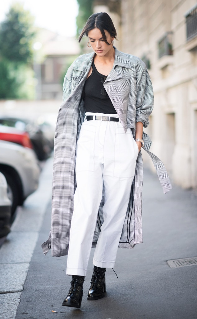 ESC: Alessandra Ambrosio, Best Looks
