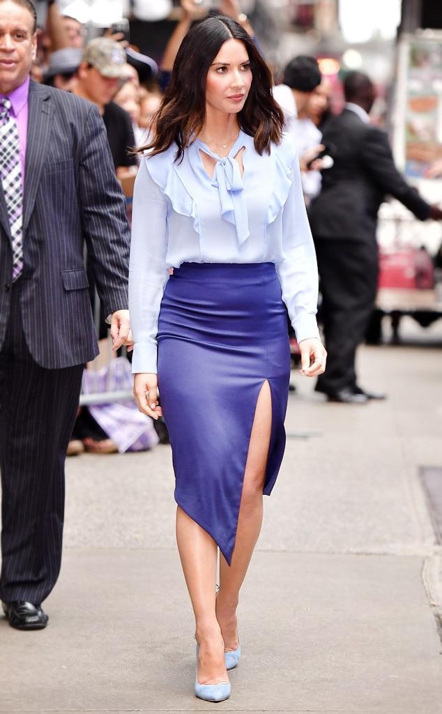 ESC: Olivia Munn, Best Looks